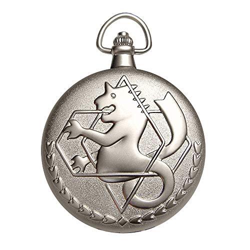 Fullmetal Alchemist Edward Elric's Pocket Watch Cosplay Item Matte Plate Ver