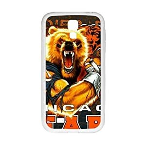 Cool painting Chicago Bears Fahionable And Popular Back Case Cover For Samsung Galaxy S4