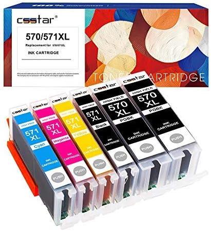 CSSTAR Compatible Cartuchos de tinta Reemplazo para Epson 29XL ...