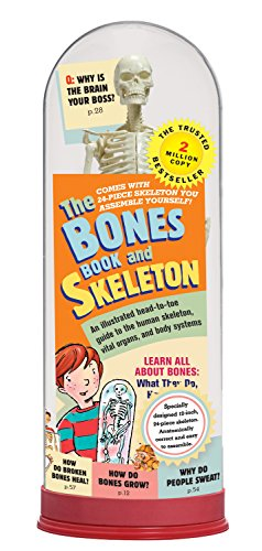 Skeleton Toy - The Bones Book and