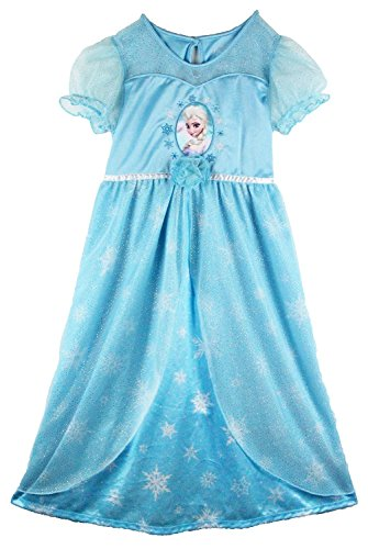 Frozen Elsa Fantasy Dressy Nightgown, Girls Sizes 2T-10