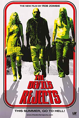 Movie Posters 27 x 40 The Devil's Rejects