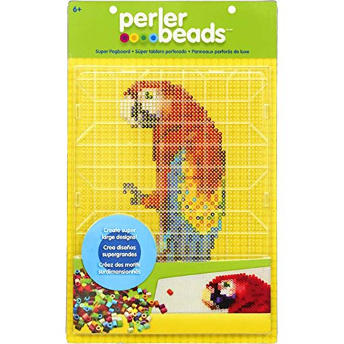 Perler 80-30105 Beads Classic Superpegboard