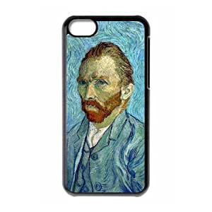 Protection Cover Hard Case Of Van Gogh Cell phone Case For Iphone 5C