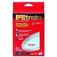 Filtro de aire acondicionado 3M Filtrete, 15 pulgadas por 24 pulgadas (9808-12)