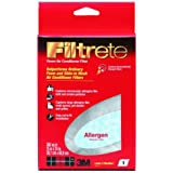 Filtrete 3M Air Conditioner Filter, 15-Inch by 24-Inch (9808-12)