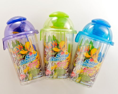 Salad Blaster Clear (Clear Top) Case Pack 12 Home Kitchen Furniture Decor