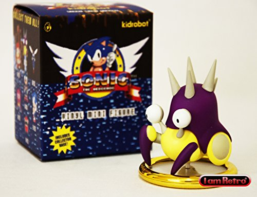Spikes Mini Figure from Sonic the Hedgehog Blind Box Mini (Spike Hedgehog)