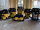 DeWALT 14 gallon Poly Wet/Dry Vac