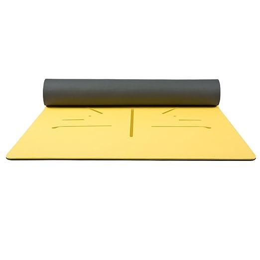 Estera de yoga / Slip Plus Thick Plus Wide Pad deportivo ...