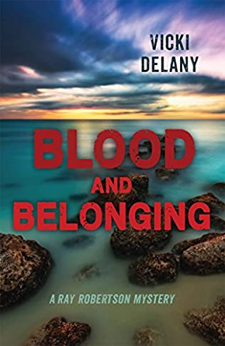 book cover of Blood and Belonging