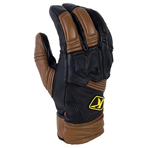 Adventure Gloves - Klim Adventure Glove Short - MD/Brown