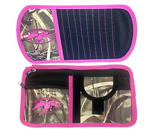 BT Outdoors Realtree Camo CD/DVD Sun Visor Holder Duck Commander Pink CD Case and Visor Organizer Lot of 12 Only Pink CD and Visor Cases