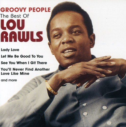 Groovy In stock People-Best of Mesa Mall Rawls Lou