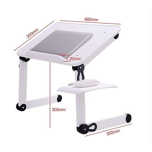 DS-mesa de ordenador Mesa de Cama - Cama pequeña Mesa de ...