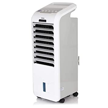 Nya Pifco P40014 Portable 3-In-1 Air Cooler, Fan and Humidifier with 7 YK-62