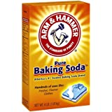 Arm & Hammer Baking Soda, 64-Ounce Boxes (Pack of 6)