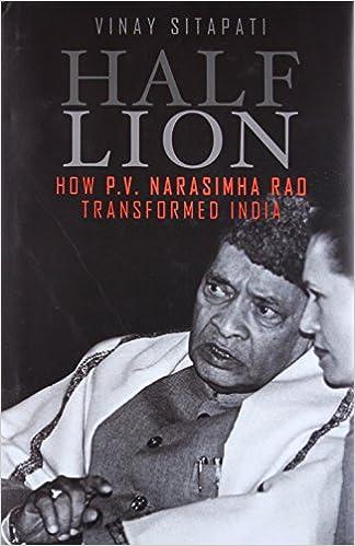 Buy Half - Lion: How P V Narasimha Rao Transformed India