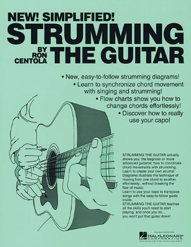 STRUMMING THE GUITAR: Ron Centola: 9780984824427: Amazon.com: Books