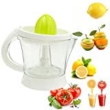 Katoot@ Automatic Electrical Citrus Juicer Orange Lemon Squeezer Juice Press Reamer Machine DIY Fruits Juice Beverage Maker Kitchenware