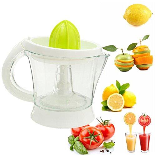 Katoot@ Automatic Electrical Citrus Juicer Orange Lemon Squeezer Juice Press Reamer Machine DIY Fruits Juice Beverage Maker Kitchenware