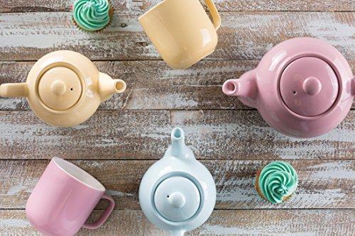 Price & Kensington Teapot, 15-Fluid Ounces, Mint by Price & Kensington (Image #4)