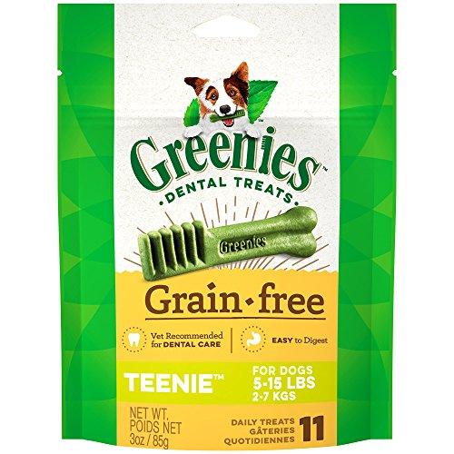 [그리니즈] Greenies 12 Oz. Grain Free Treat [덴탈 치석 관리]