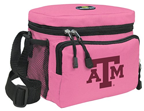 Aggies Lunch - Broad Bay Texas A&M Lunch Bag Womens & Girls Texas A&M Aggies Lunchboxes