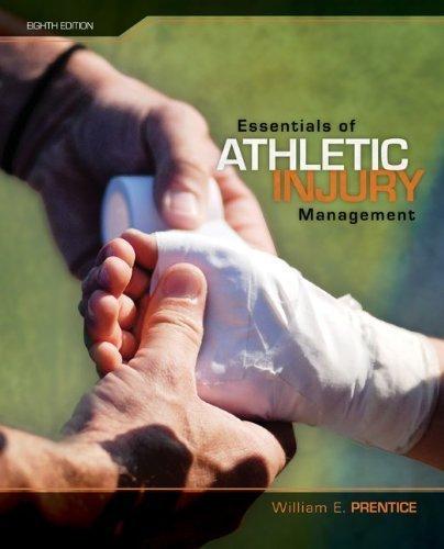 By William Prentice, Daniel Arnheim: Essentials of Athletic Injury Management with eSims Eighth (8th) Edition