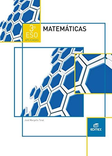 Descargar Libro Matemáticas 3º Eso Aplicadas José Margallo Toral