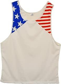 product image for Soark Mens Patriotic Flag Singlets