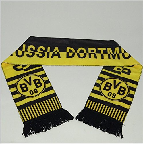 Borussia Dortmund Stripe Scarf BVB