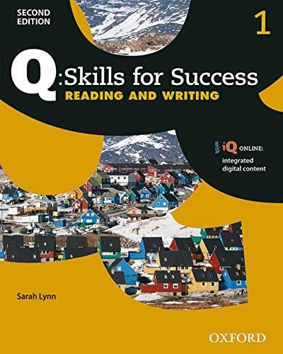 Q: Skills for Success 2E Reading and Writing Level 1 (Skills For Success Reading And Writing 2)