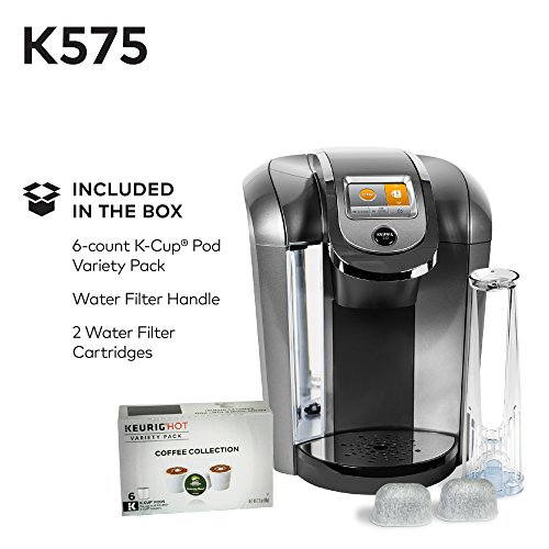 Keurig Green Mountain 119307 K575 Platinum Coffee Brewing System 12