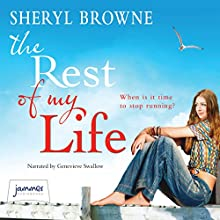 The Rest of My Life Audiobook by Sheryl Browne Narrated by Genevieve Swallow