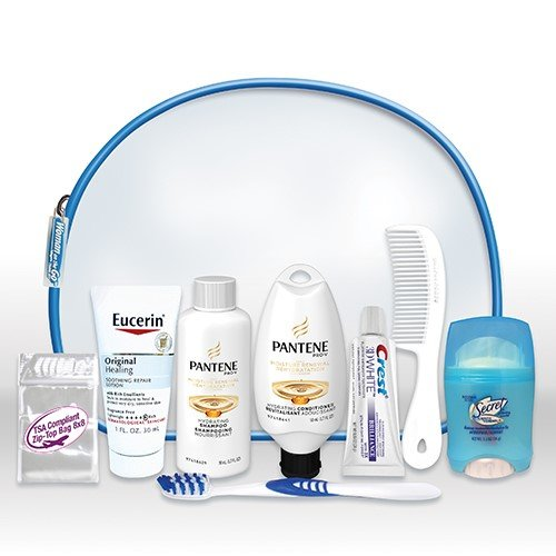 Convenience-Kits-Womens-Pantene-Deluxe-9-Piece-Travel-Kit