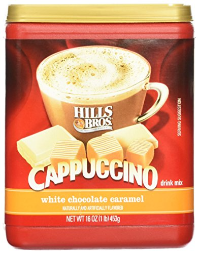 hills-bros-cappuccino-white-chocolate-caramel-16-ounce