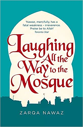 Image result for laughing all the way to the mosque book cover