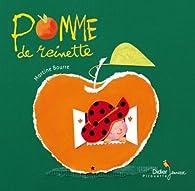 Pomme de reinette par Martine Bourre