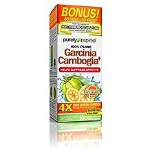 Purely Inspired 100-Percent Pure Garcinia Cambogia, 100 Count