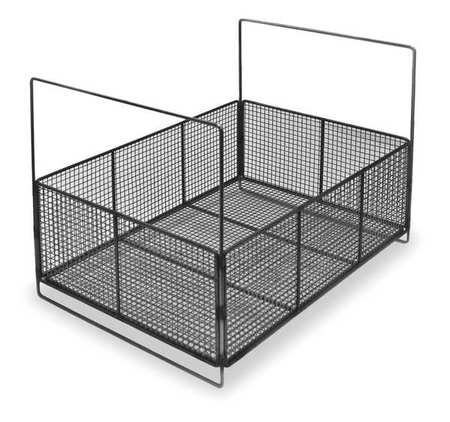 - Parts Washer Basket, Open Mesh, 10 in H