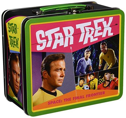 Retro Stars (Aquarius Star Trek Retro Large Tin Fun)