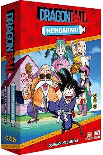 Dragon Ball Memoarrr!: Amazon.es: Juguetes y juegos