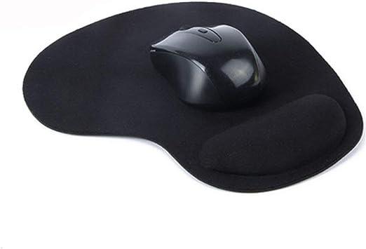 Swiftswan Tappetino per Mouse Eva Foam 3D poggiapolsi Tappetino per Mouse Cinturino da Polso Gamepad