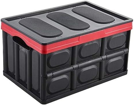 Caja de almacenamiento plegable del maletero del coche caja de ...