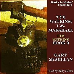 Tye Watkins: U.S. Marshall