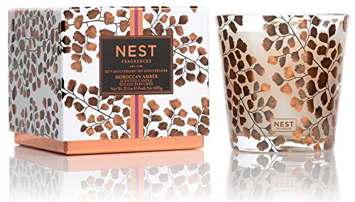 NEST Fragrances Moroccan Amber 3-Wick Candle