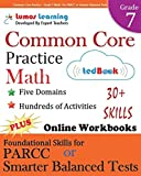 Common Core Practice - Grade 7 Math: Workbooks to Prepare for the PARCC or Smarter Balanced Test: CCSS Aligned Pdf