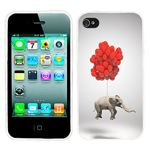 Cute Animal Iphone 4 Cases