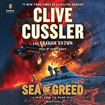 Sea of Greed: The NUMA Files Series, Book 16